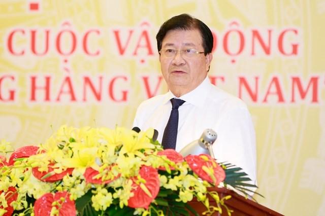 Hàng Việt - khơi dậy bản lĩnh, ý chí Việt - 2