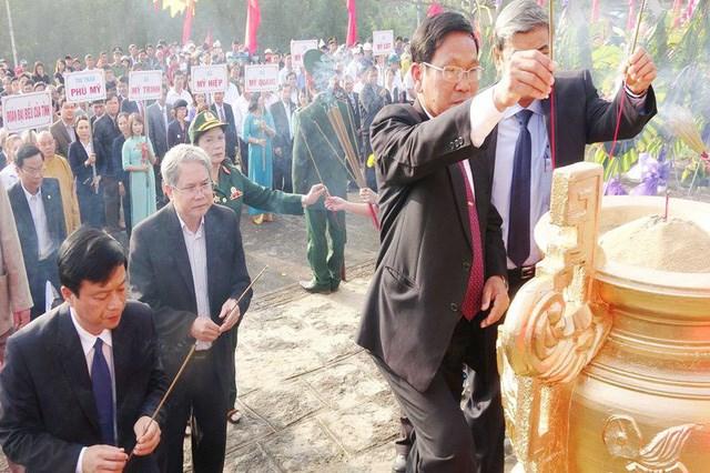 Bình Định: Tưng bừng khai lễ chiến thắng Đèo Nhông - Dương Liễu