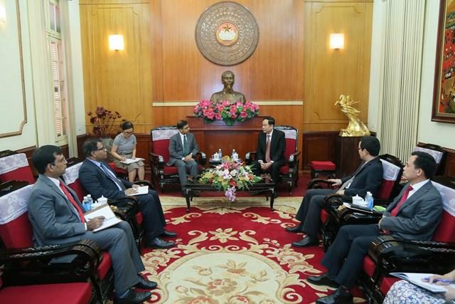 Thắt chặt hơn nữa mối quan hệ hữu nghị Việt Nam - Ấn Độ - 2