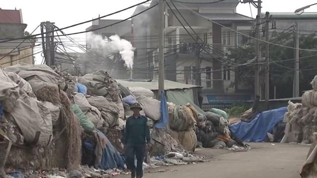 Giải quyết triệt để tình trạng ô nhiễm đặc biệt nghiêm trọng tại 47 làng nghề
