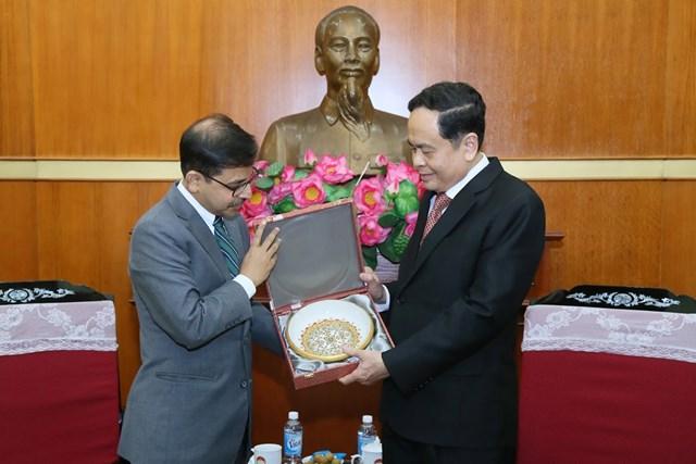 Thắt chặt hơn nữa mối quan hệ hữu nghị Việt Nam - Ấn Độ - 4