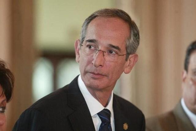 Guatemala bắt giữ cựu tổng thống Alvaro Colom với cáo buộc tham nhũng