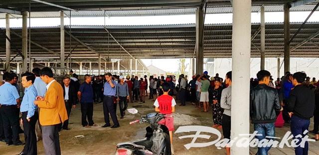 Người dân Quảng Long bức xúc vì trang trại nuôi nhốt bò gây ô nhiễm