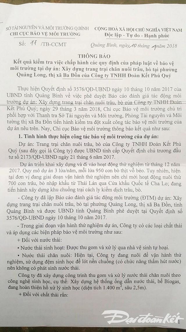 Người dân Quảng Long bức xúc vì trang trại nuôi nhốt bò gây ô nhiễm - 4