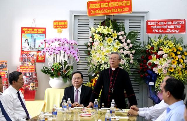 Đồng bào Công giáo tham gia tích cực các phong trào do Mặt trận phát động - 4