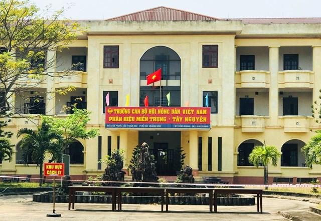 Quảng Nam: Hơn 1.000 người nhập cảnh sẽ được xét nghiệm Covid-19