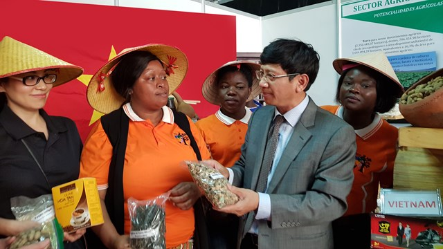 Việt Nam tham dự Hội chợ Thương mại Quốc tế Mozambique FACIM 2019