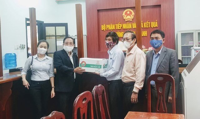 An sinh cho người nghèo ở Thừa Thiên - Huế