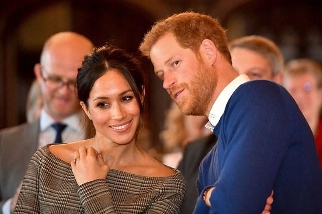 Cuộc chia tay Hoàng gia của vợ chồng Hoàng tử Harry