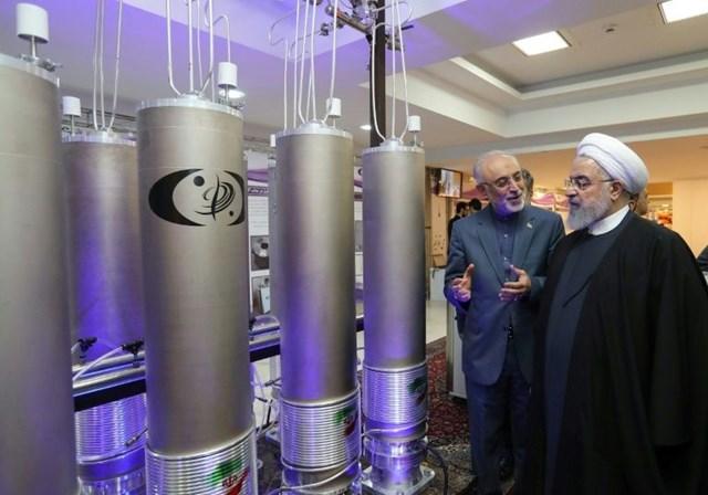 Lần thứ 3, Iran tuyên bố ngừng cam kết Thỏa thuận hạt nhân