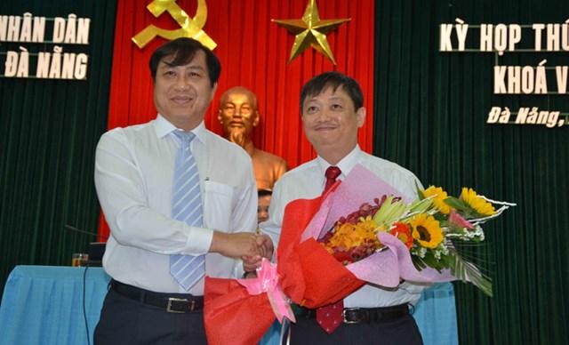 Ông Đặng Việt Dũng thôi chức Phó Chủ tịch UBND TP Đà Nẵng