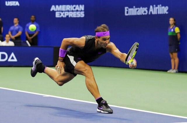 Rafael Nadal lần thứ tư vô địch US Open - 6