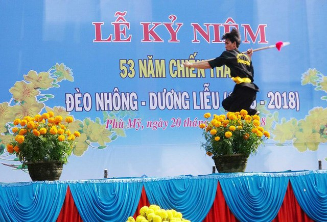 Bình Định: Tưng bừng khai lễ chiến thắng Đèo Nhông - Dương Liễu - 3