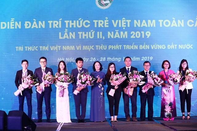 Các trí thức trẻ luôn có Việt Nam trong trái tim mình - 2