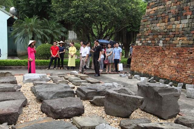 Hà Nội - Toulouse hợp tác bảo tồn Di sản Hoàng thành Thăng Long