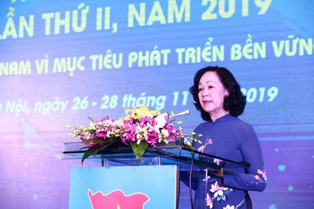 Các trí thức trẻ luôn có Việt Nam trong trái tim mình