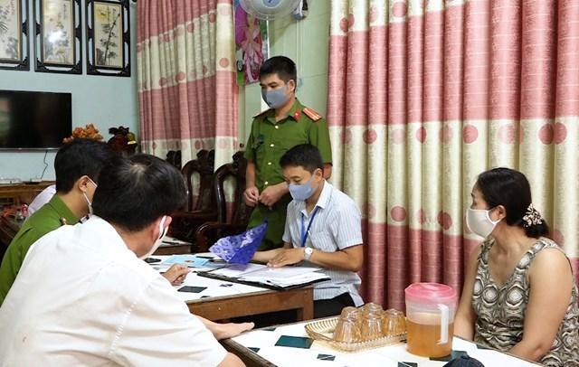 Vẫn mở cửa bán hàng, một cơ sở dịch vụ ăn uống ở Quảng Bình bị phạt 7,5 triệu đồng