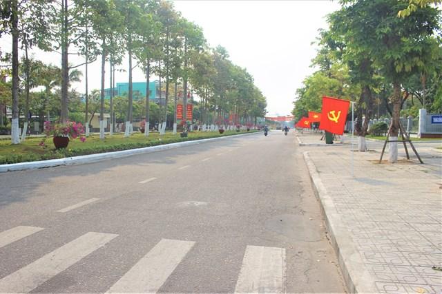 [ẢNH] Đường phố Quảng Nam vắng người vì Covid-19 - 1