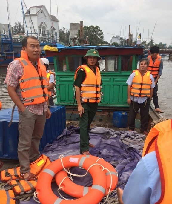 Bình Định, Phú Yên, Khánh Hòađã cơ bản hoàn tất công tác ứng phó bão số 6 - 2
