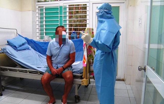 Bệnh nhân thứ 57 có kết quả xét nghiệm âm tính Covid-19 lần 2