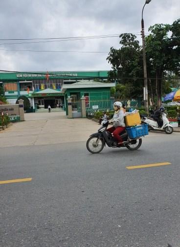 Quảng Nam: Dùng dao mổ lợn đâm chồng trọng thương