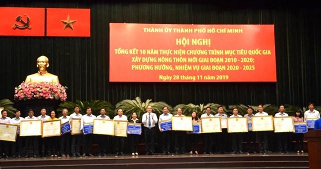 TP Hồ Chí Minh: Tiến tới nền nông nghiệp năng suất cao