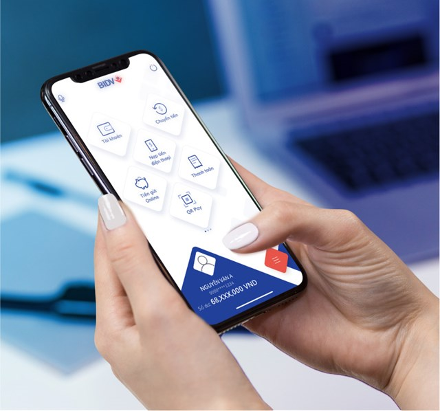 BIDV tiếp tục giảm phí chuyển tiền Ngân hàng điện tử