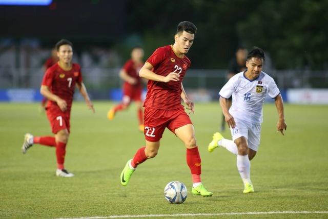 SEA Games 30: U22 Việt Nam thắng U22 Lào 6-1