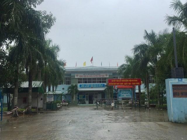 Quảng Ngãi: Khởi tố nguyên Giám đốc Bệnh viện đa khoa Sơn Tịnh