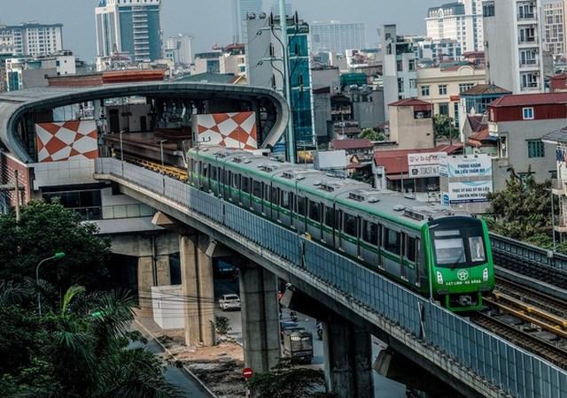 Thành uỷ Hà Nội và Ban cán sự Đảng Bộ GTVT ra thông báo chung về dự án đường sắt Cát Linh - Hà Đông