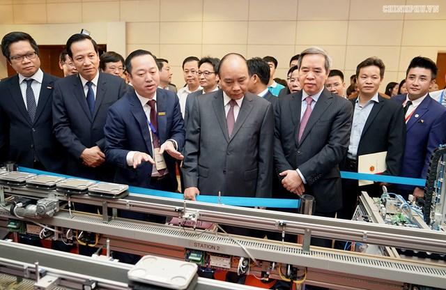 Thủ tướng chủ trì Diễn đàn quốc gia 'Nâng tầm kỹ năng lao động Việt Nam' - 2