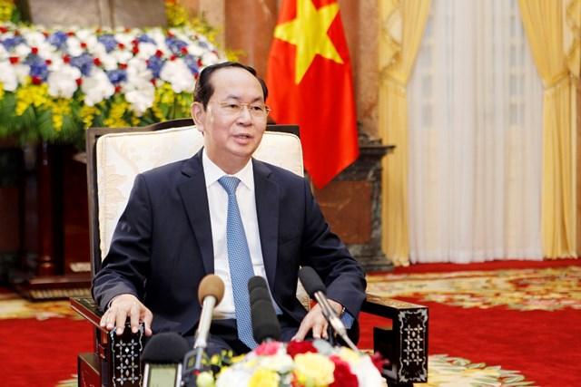 Quan hệ Việt Nam - Nhật Bản ngày càng phát triển
