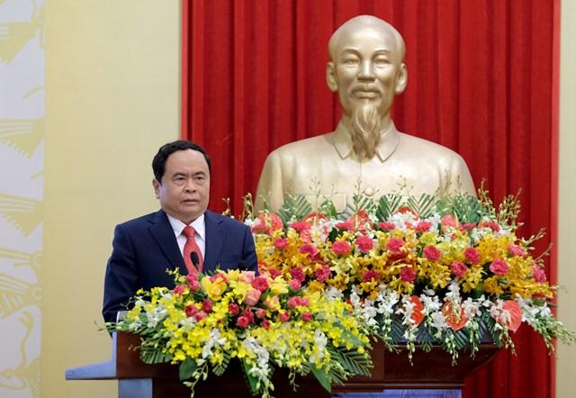 Chủ tịch Trần Thanh Mẫn: Người dân lo sợ cháy nổ ở các chung cư