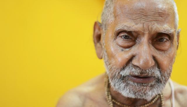 Xuất hiện người đàn ông sắp trở thành người cao tuổi nhất thế giới