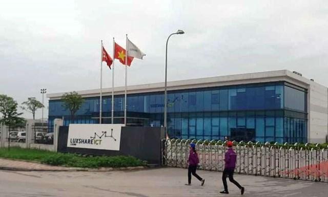 Công ty TNHH Luxshare-ICT Việt Nam: Có biểu hiện coi thường pháp luật