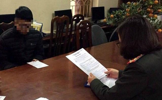 Hà Nội: Nam thanh niên tung tin chữa bệnh Corona bằng… ma túy