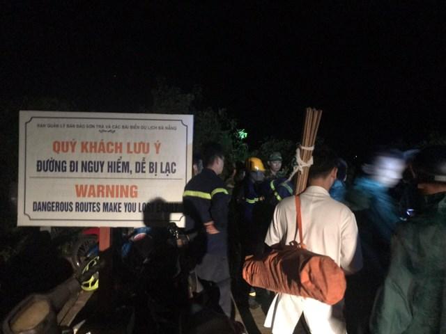 Nam thanh niên tử vong khi cứu nạn du khách bị lạc