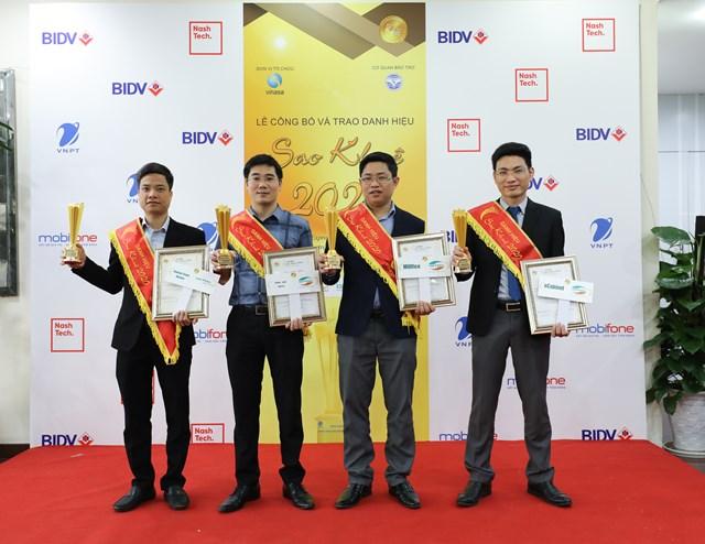 Tiên phong kiến tạo xã hội số, Viettel giữ vững ngôi vị dẫn đầu Giải thưởng Sao Khuê