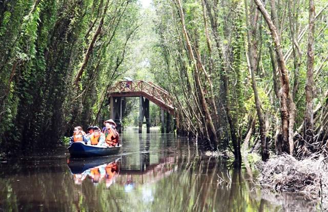 Các tỉnh thành Nam Bộ hợp tác phát triển du lịch - 1