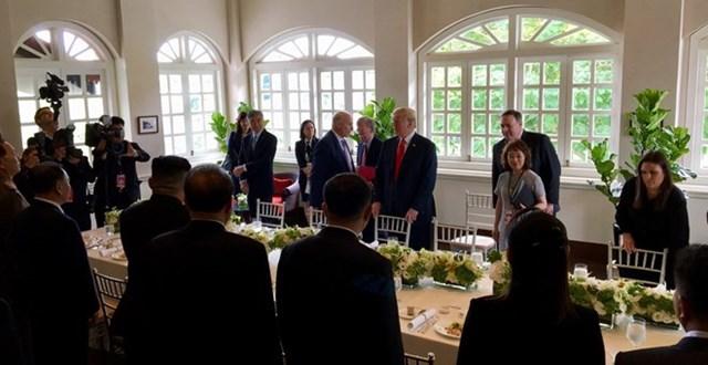 Hội nghị thượng đỉnh giữa Mỹ và Triều Tiên thành công tốt đẹp - 2