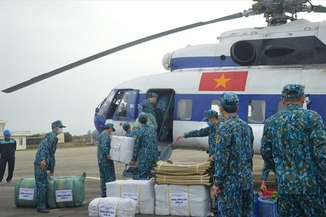 Thủ tướng gửi Thư khen ngợi cán bộ, chiến sĩ quân đội trong phòng chống Covid-19