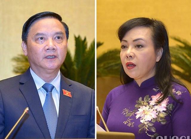 Quốc hội kỳ họp 8 và những thay đổi nhân sự cuối nhiệm kỳ