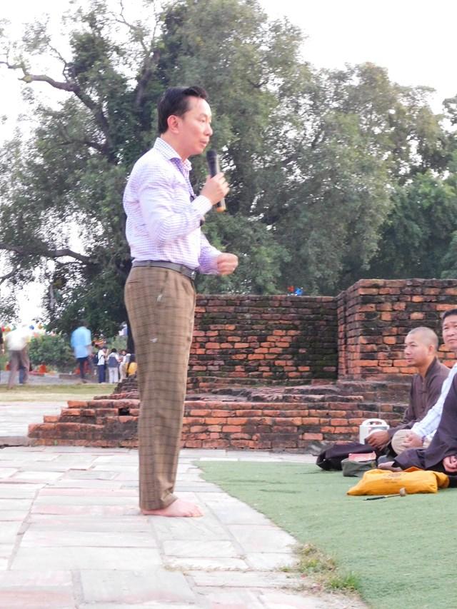 Đại sứ Phạm Sanh Châu: Nguyên tắc của tôi là kết nối - 1