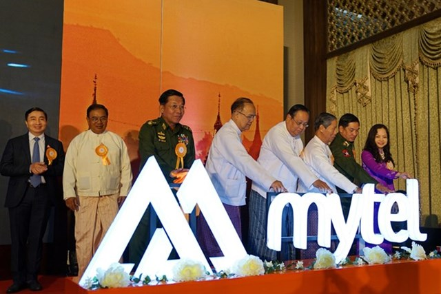 Mạng di động của Viettel tại Myanmar sẽ được vận hành vào ngày 9/6
