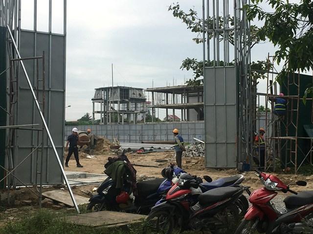 Dự án Trung tâm thương mại Nguyễn Kim (Nghệ An): Chuyển nhượng dự án sau 6 năm bỏ đất hoang