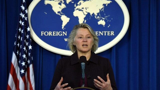 Mỹ bổ nhiệm nhà ngoại giao nữ phụ trách khu vực châu Á