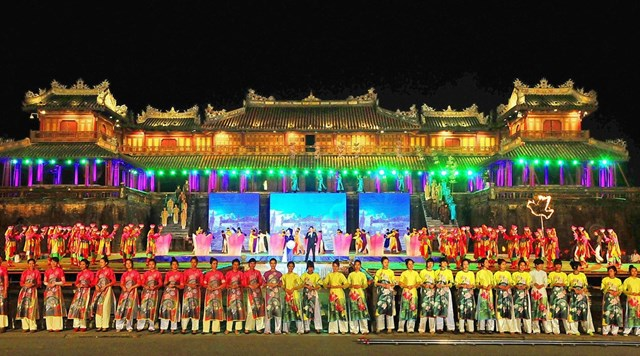 Festival Huế lùi thời gian tổ chức