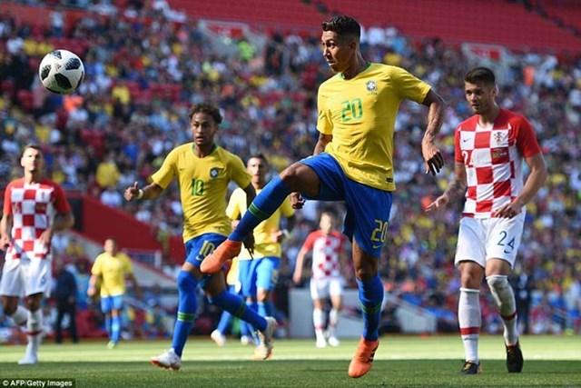 Neymar 'nổ súng' trong ngày tái xuất, giúp tuyển Brazil chiến thắng - 1