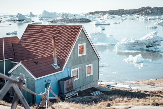 [ẢNH] Vẻ đẹp Greenland- hòn đảo 'trong mơ' của ngài Trump - 10