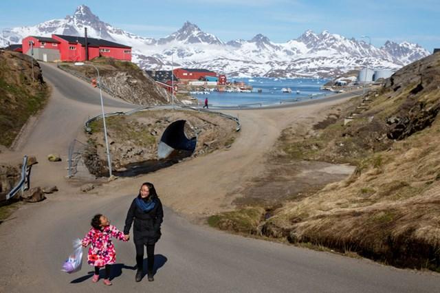[ẢNH] Vẻ đẹp Greenland- hòn đảo 'trong mơ' của ngài Trump - 11